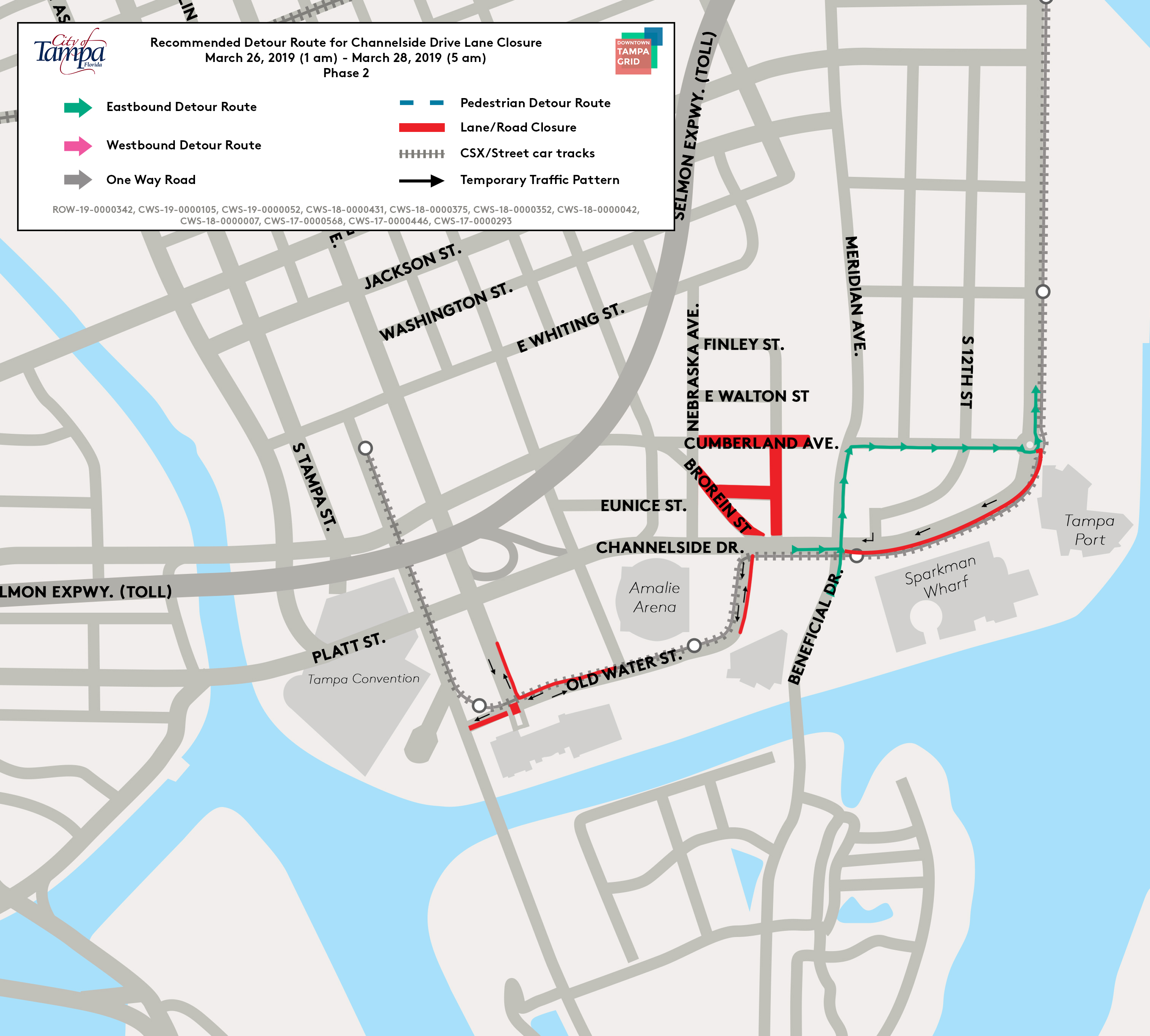 Downtown Tampa Grid Project - Updates on